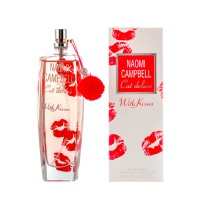 Naomi Campbell cat deluxe with kisses 75ml оптом