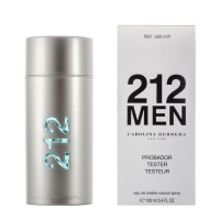 Carolina Herrera 212 men 100ml тестер оптом