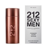 Carolina Herrera 212 sexy men 100ml тестер оптом