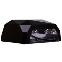 LED+CCFL Lamp Diamond №20, 36w-g black (12W CCFL + 24W Power LED)