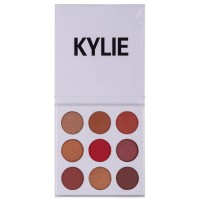 Набор теней для век Kylie the burgundy palette