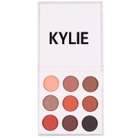 Набор теней для век Kylie the bronze palette, 9 цветов