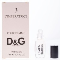 D&G l'imperatrice 3 parfum oil 7ml