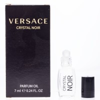 Versace crystal noir parfum oil 7ml