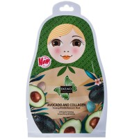 Маска для лица Dizao DZ166 avocado and collagen