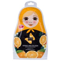 Маска для лица Dizao DZ167 orange and collagen
