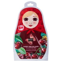 Маска для лица Dizao DZ165 cherry and collagen