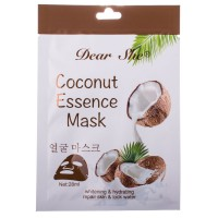 Маска для лица Dear She 1033 coconut essence mask